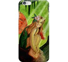 Swamp Sprite iPhone Case/Skin