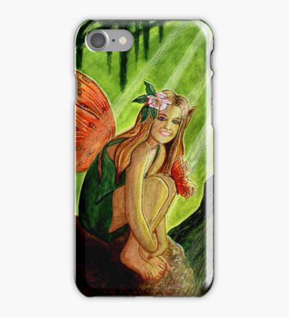 Swamp Sprite iPhone Case/Skin
