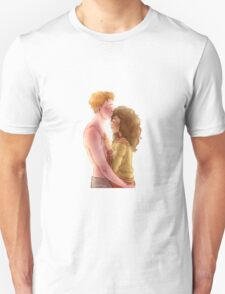 Ron and Hermione Unisex T-Shirt