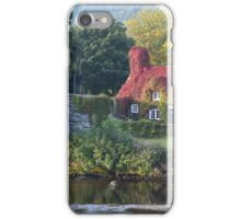 Llanrwst Tea Rooms iPhone Case/Skin