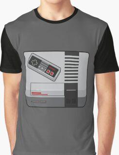 Nintendo Entertainment System Graphic T-Shirt