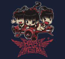 baby metal Kids Tee