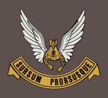 "SAAF 2 Squadron ""Sursam Prorusque"" Baby Tee"