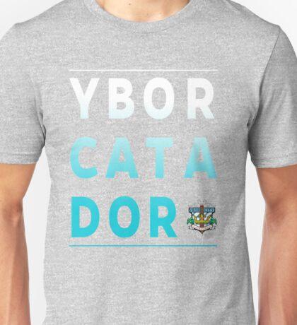 Ybor Block Letter Unisex T-Shirt
