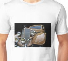 Old Car Photo - 1935 Buick Victoria Unisex T-Shirt