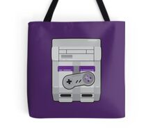Super Nintendo Entertainment System Tote Bag