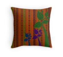trees 3 Throw Pillow