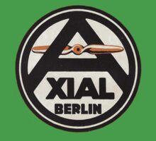 Axial Propellor Logo One Piece - Short Sleeve