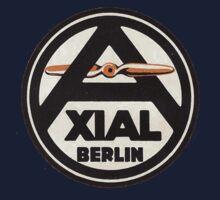 Axial Propellor Logo Kids Tee