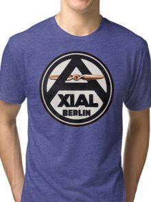 Axial Propellor Logo Tri-blend T-Shirt