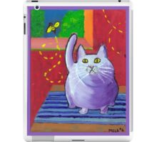 Big Fat Cat iPad Case/Skin