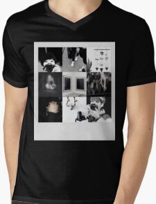 Photography with Jungkook Mens V-Neck T-Shirt
