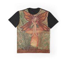 Cep Shroom Fae Graphic T-Shirt