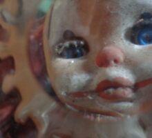 Old Clown Sticker