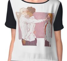 Drarry is canon Chiffon Top