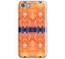 Vintage Dancing Poppies  iPhone Case/Skin
