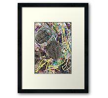 T3 Framed Print