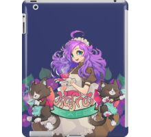 Welcome to the Kafra Cafe! iPad Case/Skin