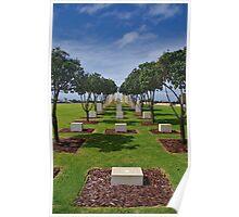 War Memorial, Mandurah Poster