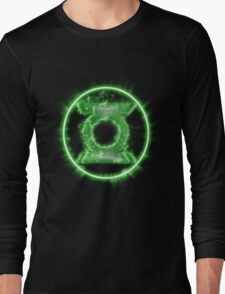 Lantern Full Power! Long Sleeve T-Shirt