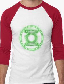 Lantern Full Power! Men's Baseball ¾ T-Shirt