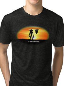 Crash Bandicoot - The Return Tri-blend T-Shirt