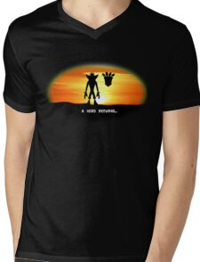 Crash Bandicoot - The Return Mens V-Neck T-Shirt
