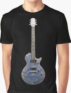Kiesel Carvin CS6M denim finish guitar Graphic T-Shirt