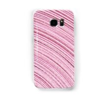 A Roll Of Pink Ribbon - Macro  Samsung Galaxy Case/Skin