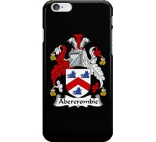 Abercrombie Coat of Arms / Abercrombie Family Crest iPhone Case/Skin