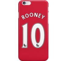 Rooney iPhone Case/Skin