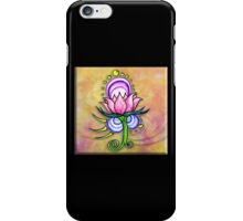 In Love With The Lotus iPhone Case/Skin