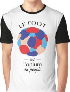 Marx & foot Graphic T-Shirt