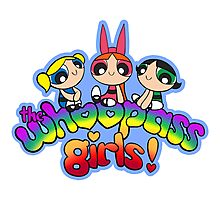 The Whoopass Girls Photographic Print