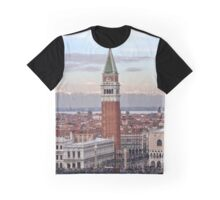 Campanile di San Marco, Venice Italy Graphic T-Shirt