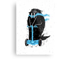 Easy Ridin' Walrus Metal Print