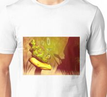 "Hookah-smoking caterpillar from ""Alice in Wonderland"" Unisex T-Shirt"