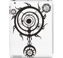 Spell circle iPad Case/Skin