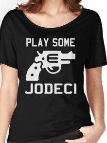 Jodeci Women's Relaxed Fit T-Shirt