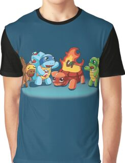 Turtle Party! Graphic T-Shirt