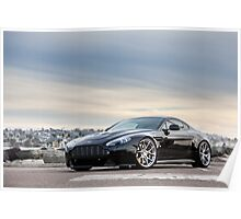 Aston Martin V12 Vantage  Poster