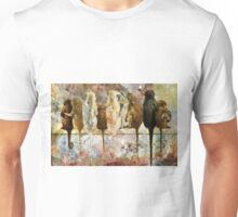 JUST ANOTHER DAY AT THE ZOO Unisex T-Shirt