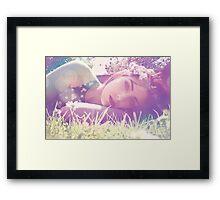 213/365 Framed Print