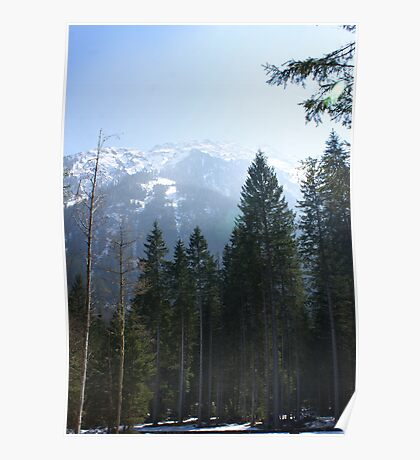 Alpine Austria Poster