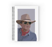 Dr. Grant Spiral Notebook