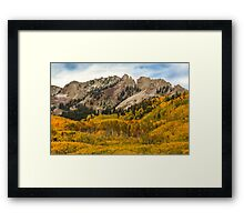 A CROWNING ACHIEVEMENT Framed Print