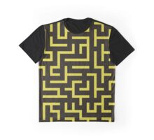 labyrinth Graphic T-Shirt