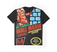 Wall Maria Entertainment System Graphic T-Shirt