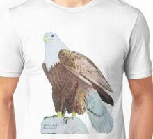 Eagle on a Rock Unisex T-Shirt