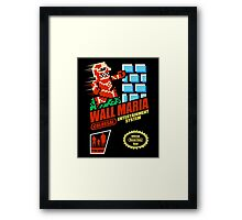 Wall Maria Entertainment System Framed Print
